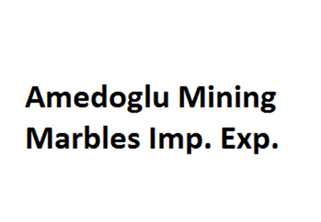 Picture for vendor Amedoglu Mining Marbles Imp. Exp.