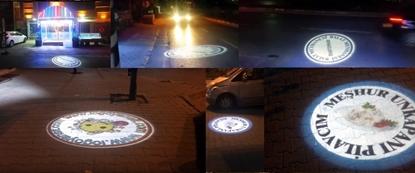 Picture of 6 Adet Logo Yansıtan Slayt Olan 40w Logo Yansıtıcı