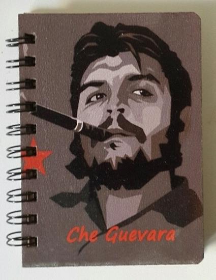 Tahta Kapaklı Elişi Defter ( Che  ) resmi